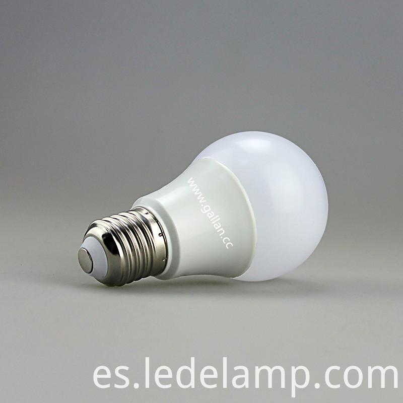 Popular 9W LED Globe Bulb with B22 E27 and 2 Years' Warranty (GHD-B0942-X20)