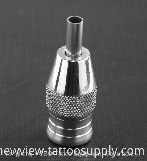 2015 Hot Sale 304L Stainless Steel Tattoo Grips 25mm Supplies