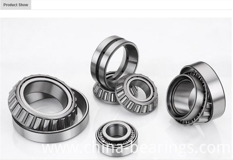 35mm 32207 Wheel Bearing Chrome Steel Tapered Roller Bearings 33207