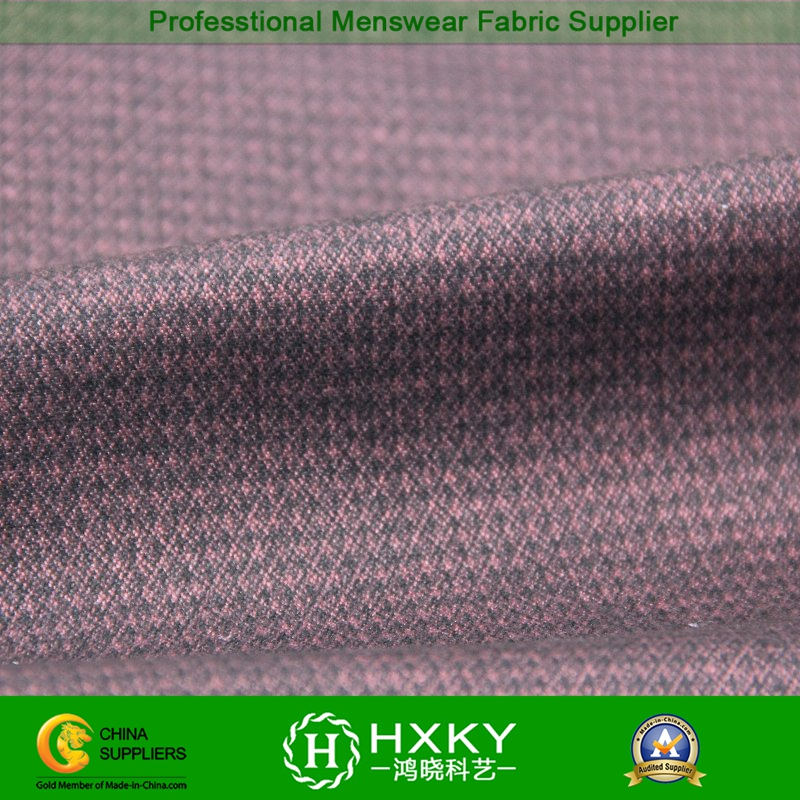 Double-Layer Composite Printed Polyester Fabric for Jacket