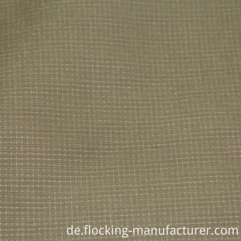 T400 Spandex Embossed Fabric for Windbreaker or Bomber Jacket