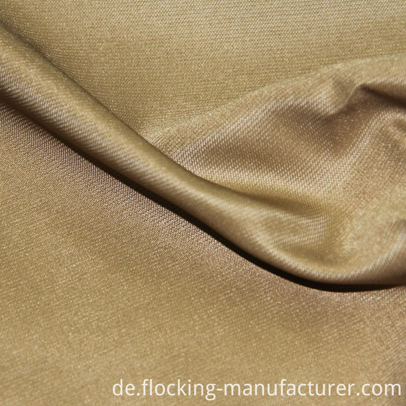 Polyester Stretch Fabric for Men's Garment