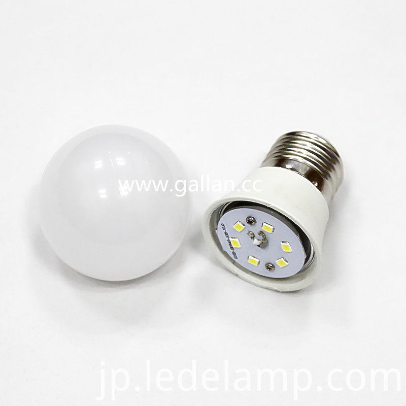 Cost Effective 3W A50 LED Bulb for Wholesale (GHD-B0341-X20)