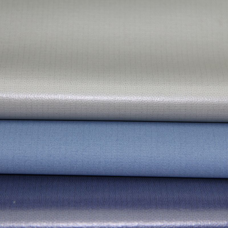Polyester Ripstop 4 Way Spandex Fabric with TPU