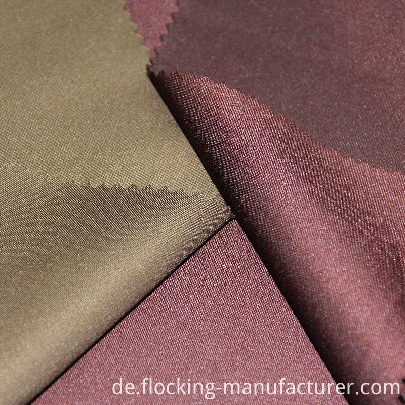 Polyester Stretch T400 Fabric for Jacket