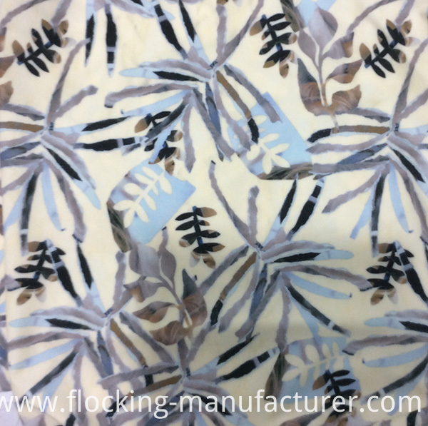 New Product Knit/Woven Compound Printed Fashion Garment Fabric