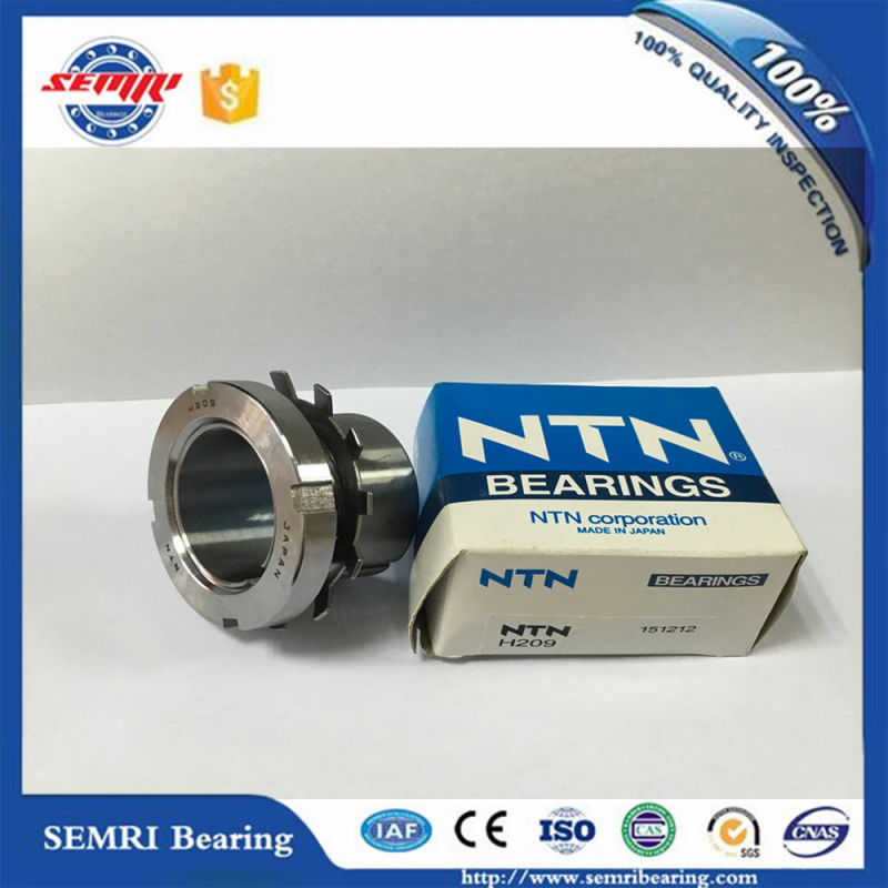 High Precision NTN Brand Bearing Adapter Sleeve (H209)
