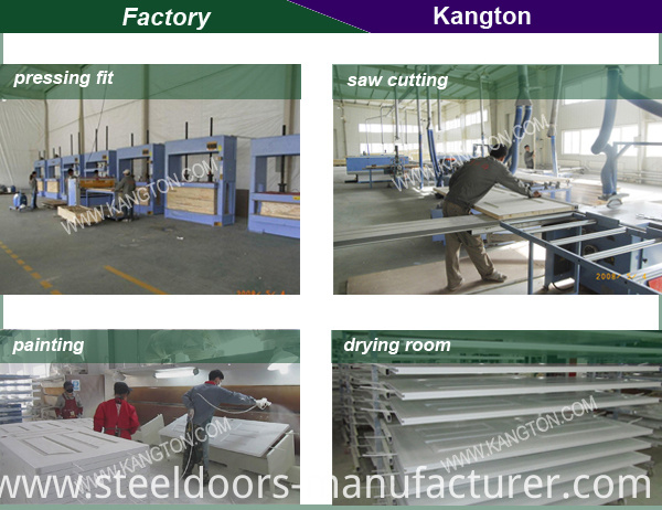High Quality Competive Pricehdf Door (HDF door)