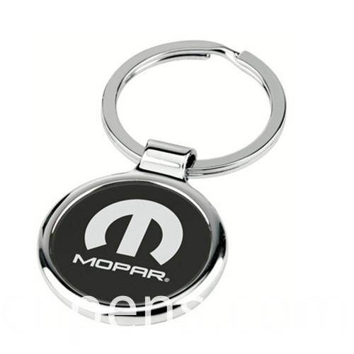 Promotion Pull Apart Shiny Matt Imprint Logo Detachable Keychain (F1059)