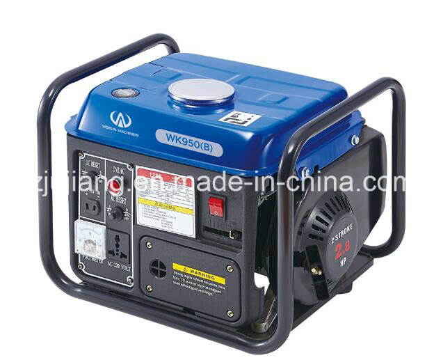 Portable Gasoline Generator with Frame