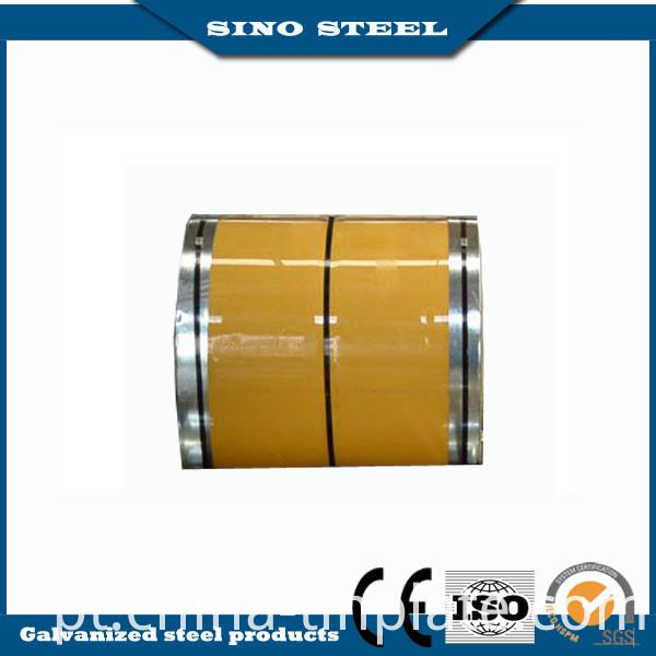 Protective Plastic Film Prepainted Galvanized/ Galvalume Steel Coils