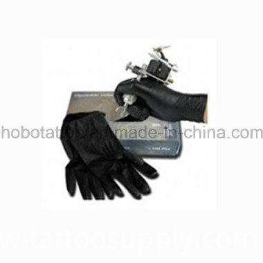 Tattoo Supplies Professional Disposable Latex Tattoo Gloves Hb1004-26
