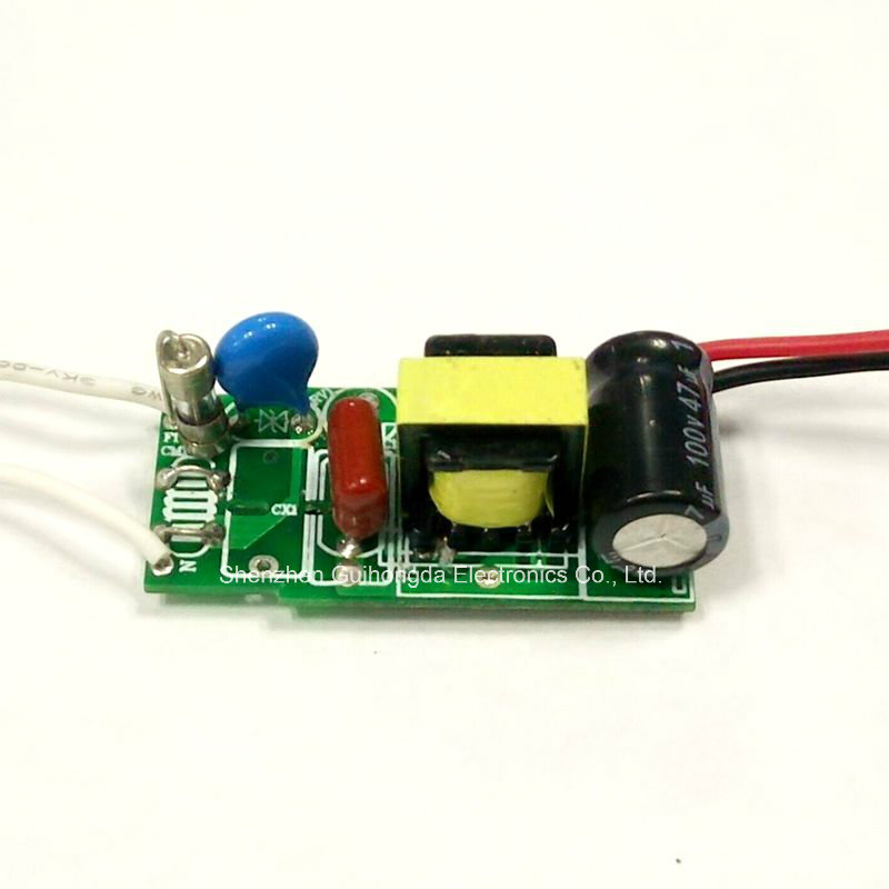 Factory Direct Sale 9W Hpf LED Driver for Tube Light