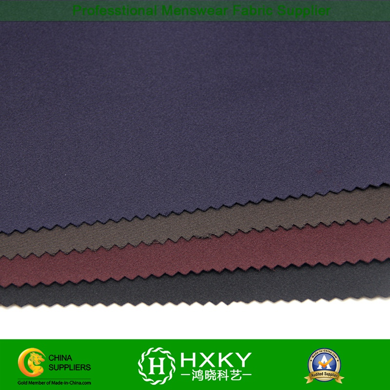 92%Nylon Spandex Fabric with Twill Design for Outerwear