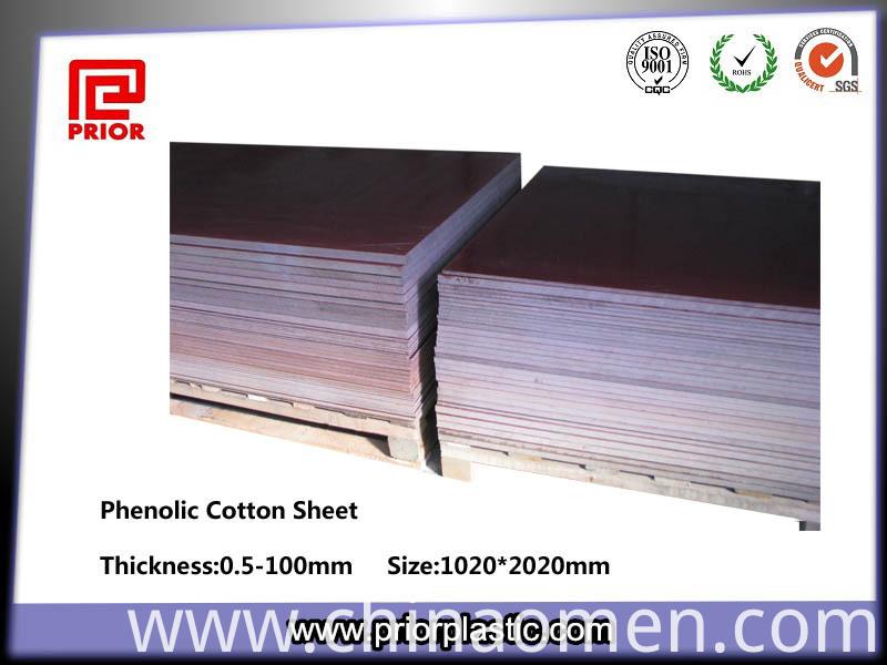 Insulation Material Phenolic Sheet