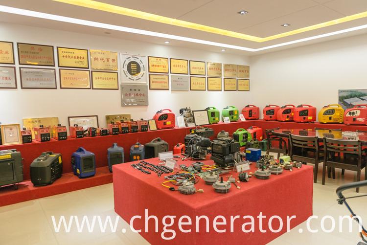 4600W Gasoline Digital Inverter Generators with Ce EPA (XG-4600)