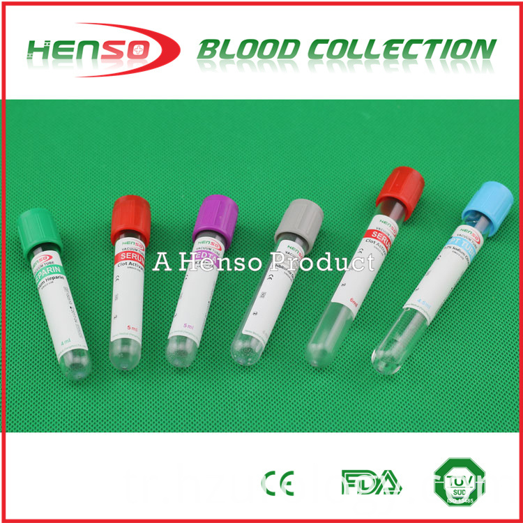 the evolution of evacuated blood collection