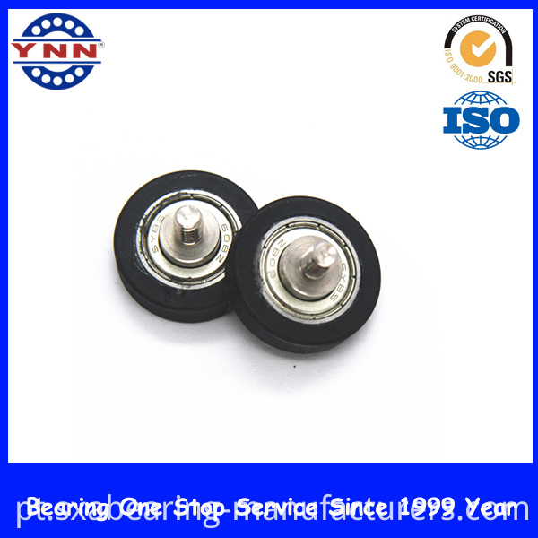 China Nylon Plastic Pulley Wheels Bearings for Door Windows