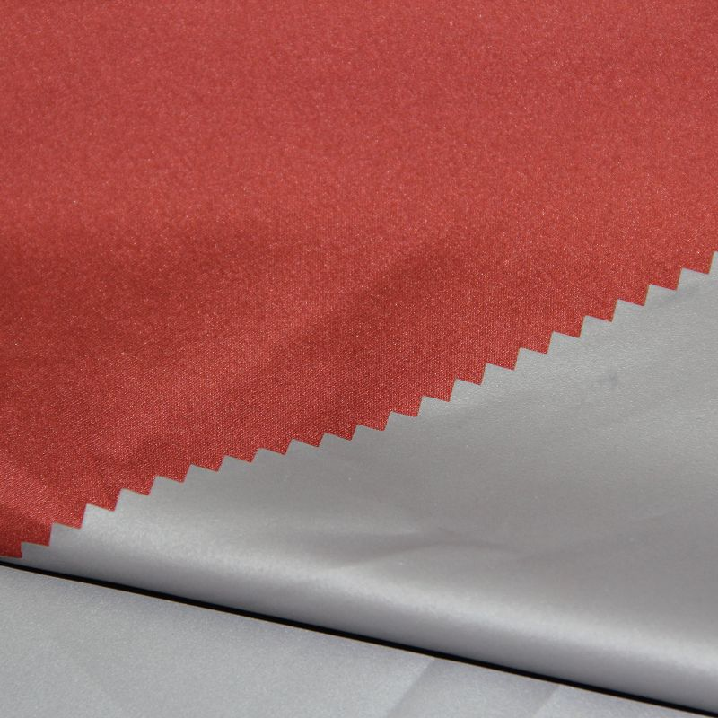 30d Polyester Pongee Fabric with Intumescent Coating