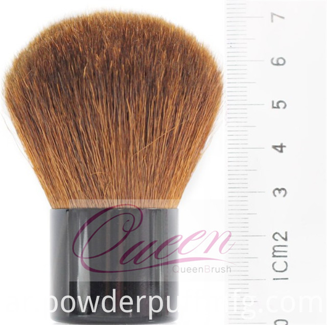 Top Quality Natural Hair Kabuki Cosmetic Brush