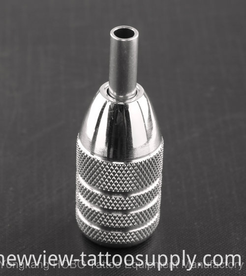 Wholesale 25mm Stainless Steel Tattoo Alloy Grips Beauty Nachine Supplies