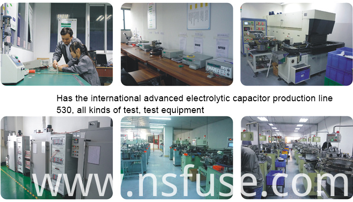 Small Size Long Life 100UF 25V Capacitor Electrolytic