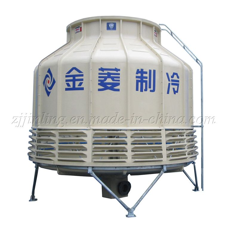 Counter Flow & Round Cooling Tower (JLT-250L/UL)