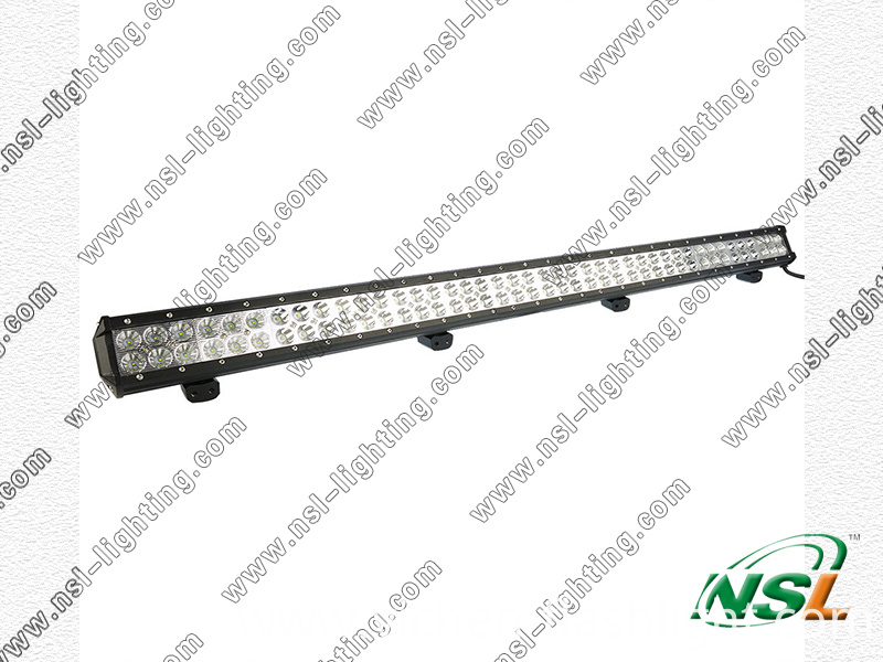 50inch 288W CREE LED Light Bar, Waterproof Alut Bar, 4X4 LED Light Bar, Waterproof Aluminum Housing off Road LED Light Bar