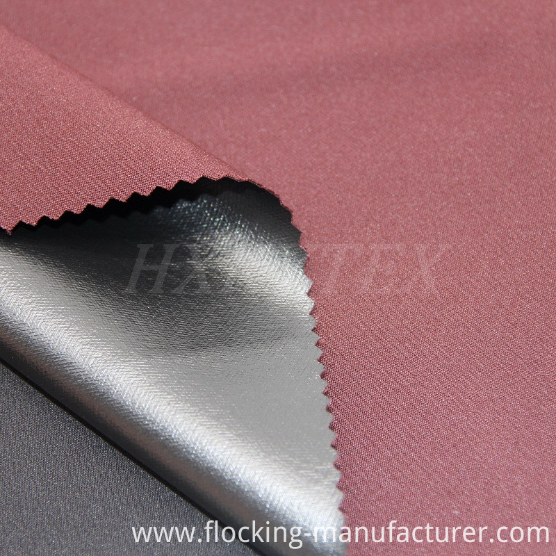 4-Way Stretch Twill Spandex with Polyester Fabric