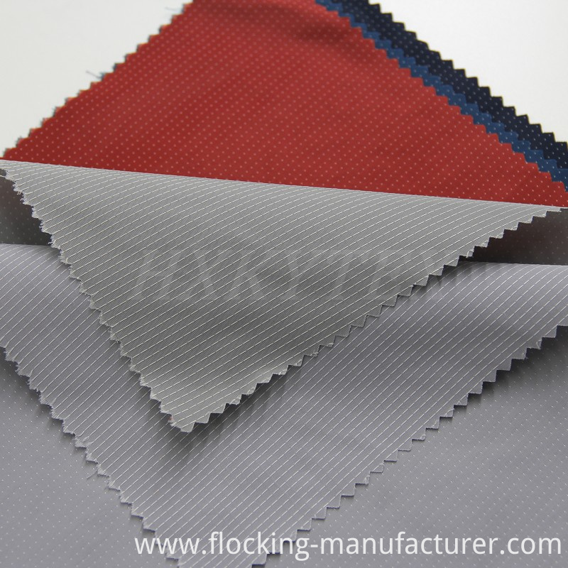 75D Rayon Memory Polyester Fabric for Men's Jacket