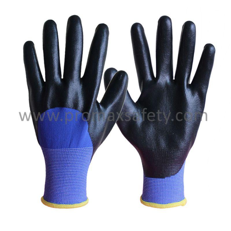 Nitrile gloves handschuhe tegera modell 849