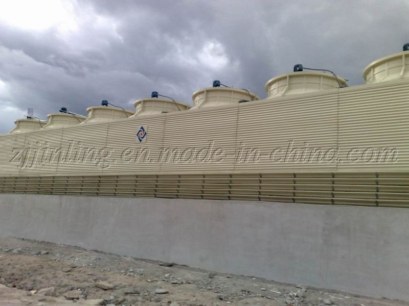 Counter Flow Square Type Cooling Tower (JFT-1800L)