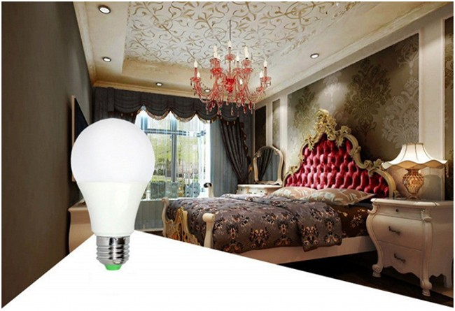 High Quality Aluminum 7W LED Spotlight Bulb SMD 5630 Ce RoHS