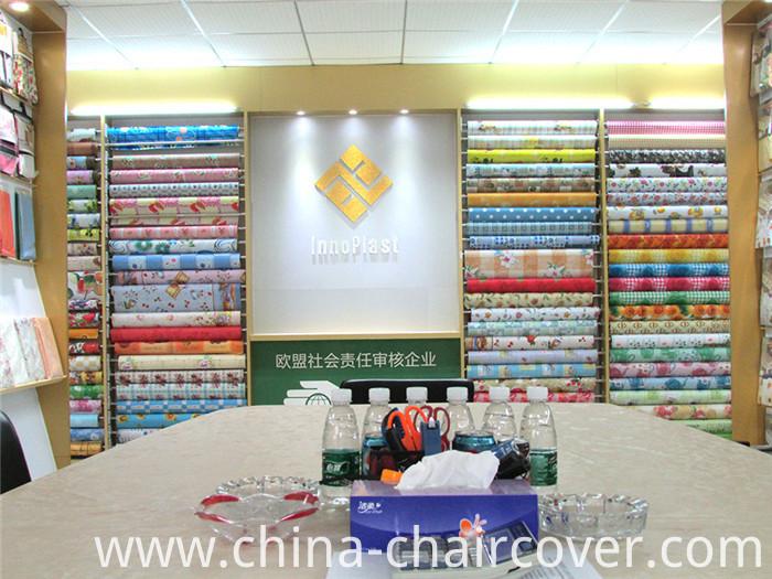 137cm PVC Color Lace Tablecloth on Rolls