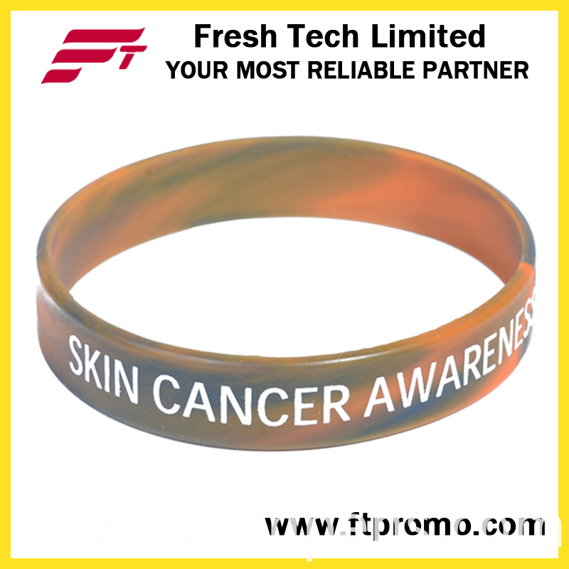 Promotional Eco-Friendly Silicone Wristband