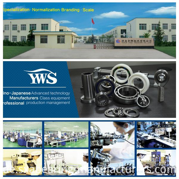 607 High Temperature and Speed Plastic Ball Bearing