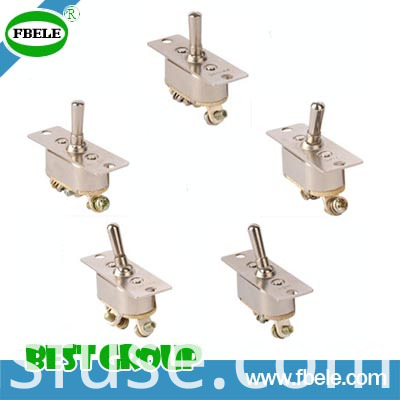 Toggle Switch/Medium Toggle Switch/Miniature Toggle Switch