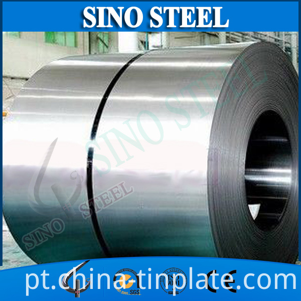 SPCC Q195 CRC 0.5mm Thickness Cold Rolled Steel Coil for Building