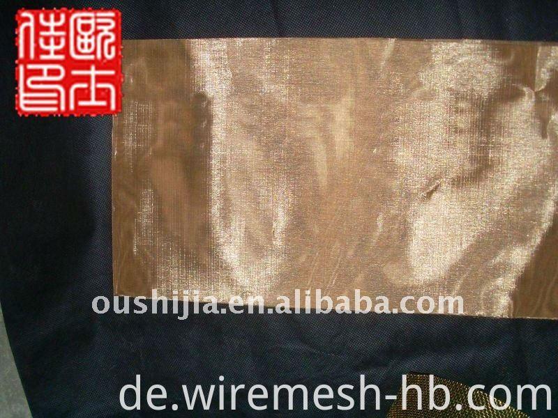 Kupfergewebe