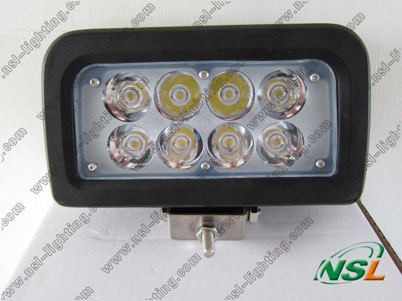 12V 24V 24W LED Work Light Lamp off-Road 4X4 CREE LED Spotlight