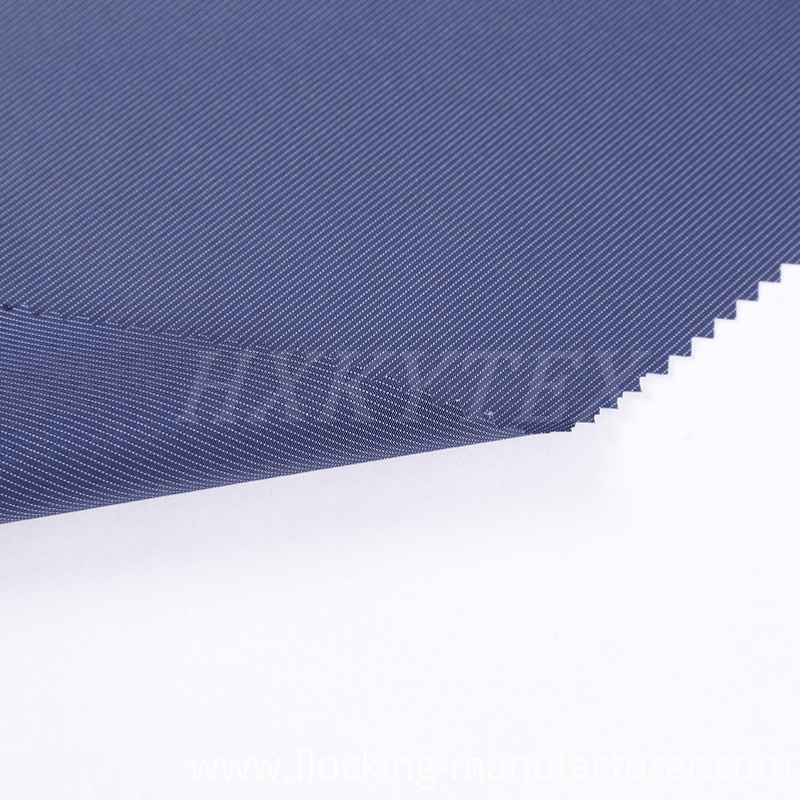 Coating with Spandex Nylon and Polyester Blend Stripe Fabric