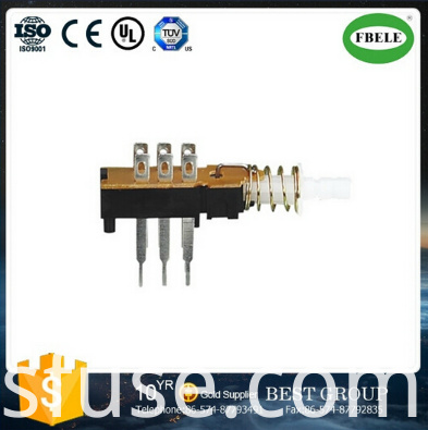 Metal Push Button Switch High Quality Switch Slide Switch