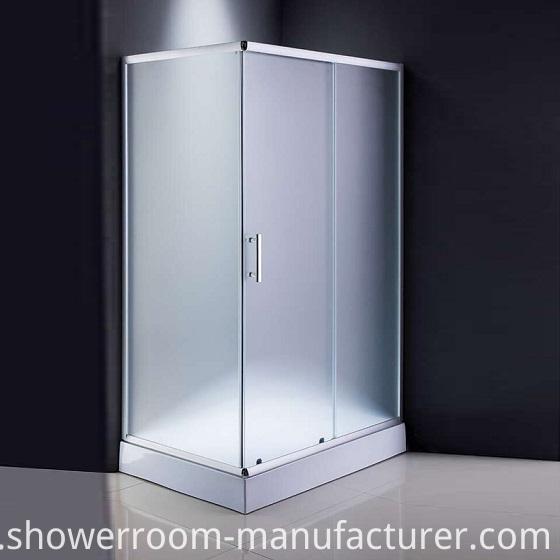 Square 120*80cm Shower Enclosure (ADL-8002)