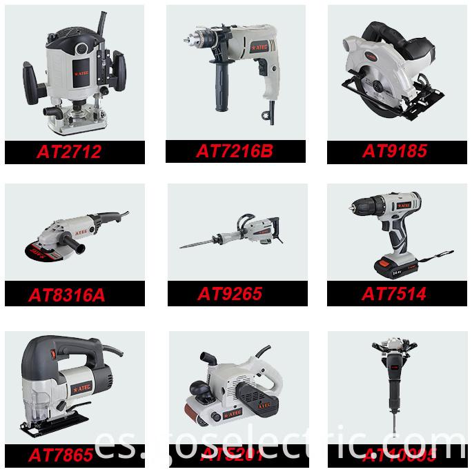 200W 11000r/Min Electric Sander (AT5180)