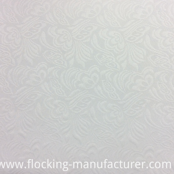100%Polyester Flower Jacquard for Garment and Home Textile Fabric