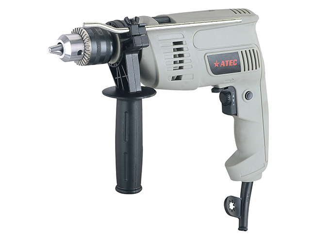 Building Industrial 0-2700rpm portable Hammer Electric Impact Drill (AT7320)