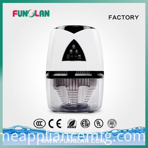 Photo-Catalyst Water Air Purifier with UV Lights