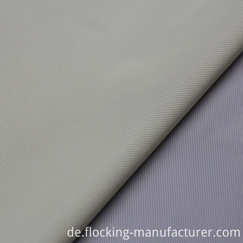 100% Polyester Memory Fabric for Men's Business Casual Garment