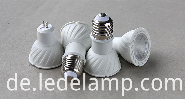 CE UL 5W GU10 SMD or COB Spot Light LED Spotlight