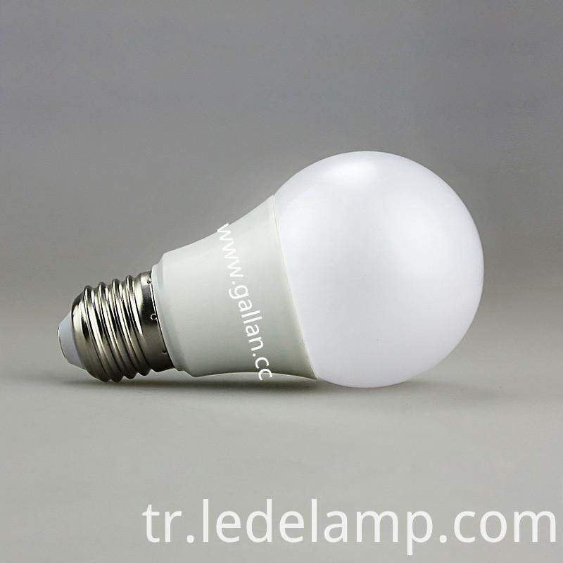 New Design Aluminum 5W/7W/9W/12W E27 LED Light Bulb (GHD-B1242-X20)